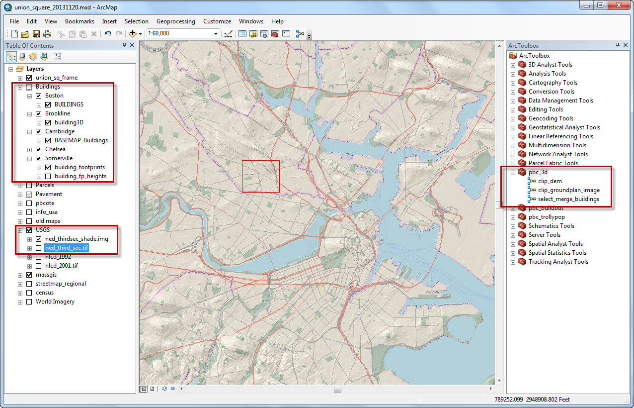 gis manual beginning a 3d modeling project in arcgis rh gismanual com