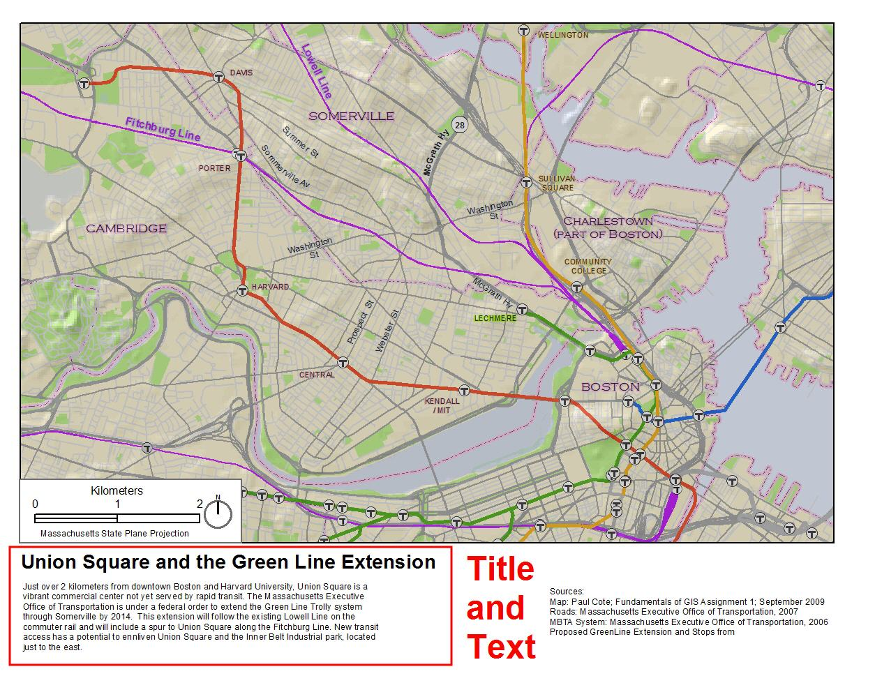 Gis manual elements of cartographic style elements every map should have biocorpaavc